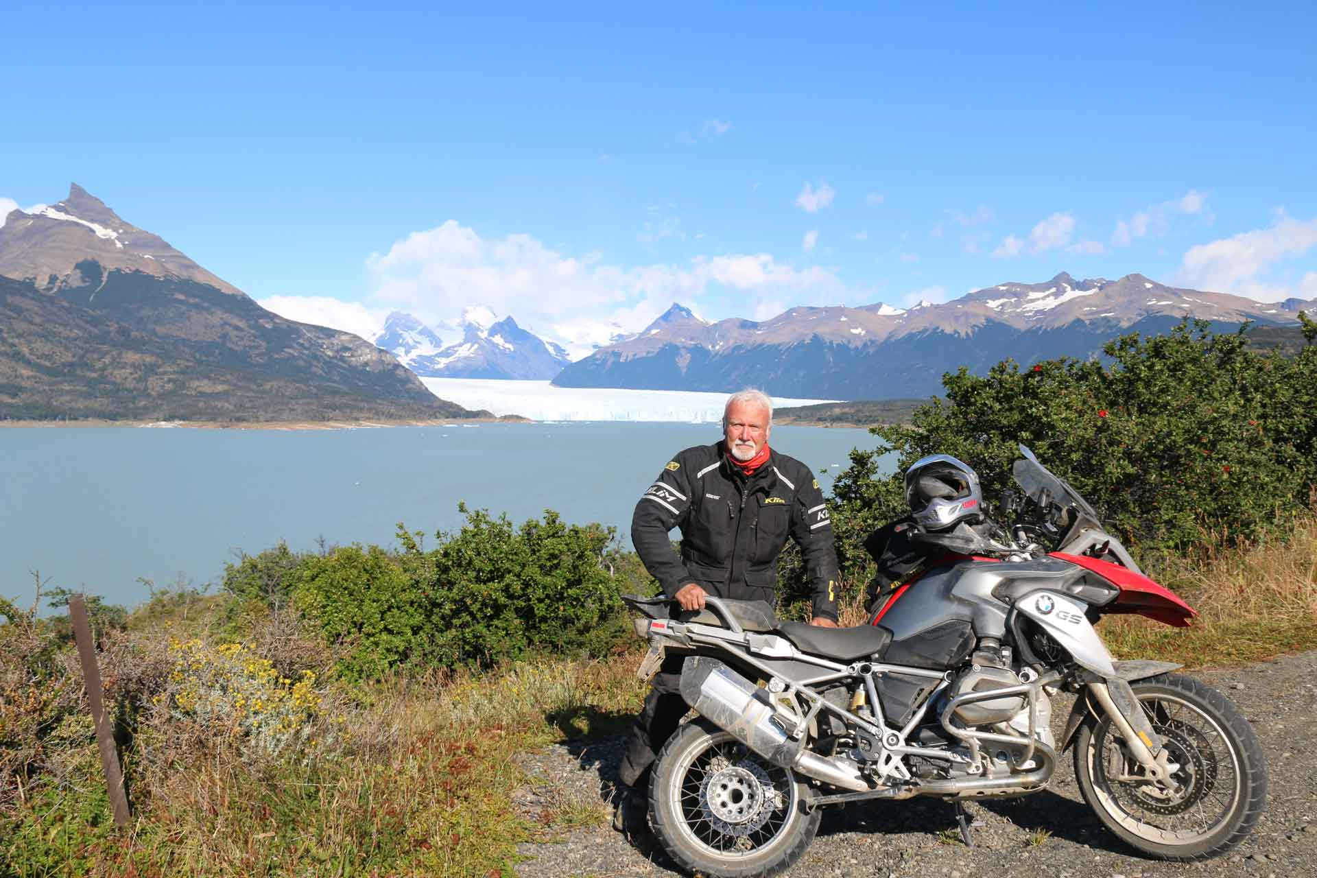 Patagonia 2019 Motorcycle Tour in South America by RawHyde Adventures